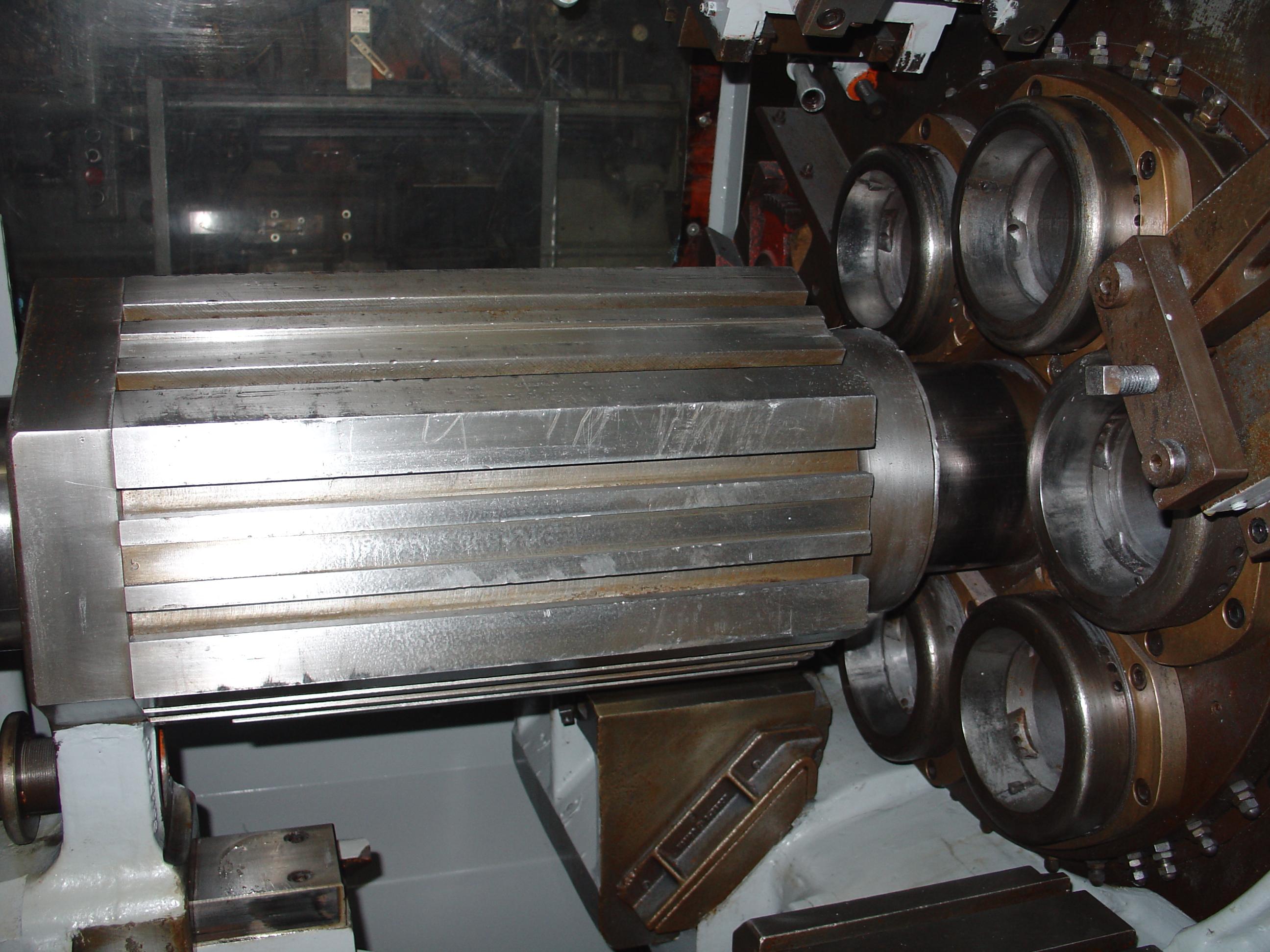 Quot rb automatic screw machine nova machinery